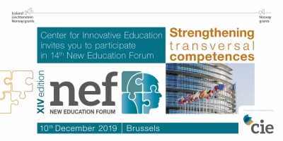 XIV New Education Forum in Brussels & FOLM