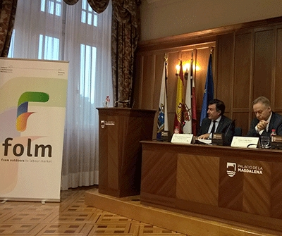 Folm celebrates first regional meeting in santander to present the project
